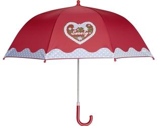 Parasol Domek Playshoes czerwony