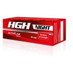 ACTIVLAB HGH Night - 60caps