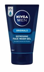 Nivea Men Originals, żel do mycia twarzy dla mężczyzn, 100ml