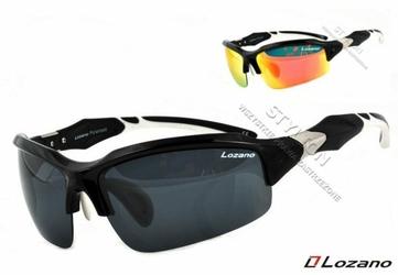 Okulary LOZANO LZ-106B Wymienne Szkła i Polaryzacja