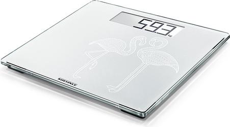 Waga łazienkowa elektroniczna Style Sense Comfort 100 Frosted Flamingo