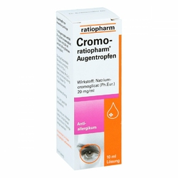 Cromo Ratiopharm Augentr.