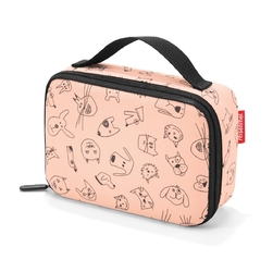 Torba Cats and Dogs Rose Thermocase Reisenthel