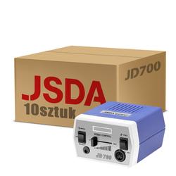 JSDA FREZARKA JD700 VIOLET 10SZT.