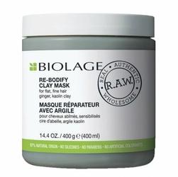 Matrix Biolage RAW W maska do włosów cienkich 400ml