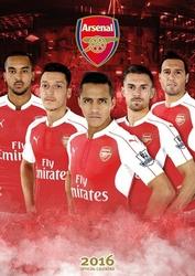 Arsenal Londyn - kalendarz 2016 r.