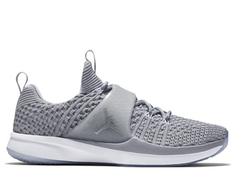 Buty Air Jordan Trainer 2 Flyknit Wolf Grey - 921210-005