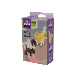 Klocki Plus-Plus 70 mini Pastel PSY