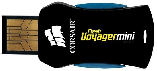 Corsair VOYAGER Mini 32GB USB3.0 Aluminum