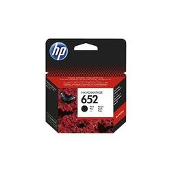 Oryginalny tusz HP 652 CZARNY F6V25AE
