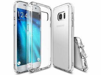Etui Rearth Ringke Fusion Samsung Galaxy S7 - Przezroczysty