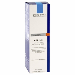 La Roche Posay Kerium szampon - łupież suchy