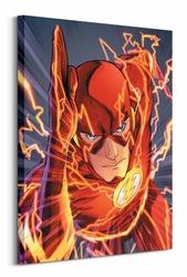 The Flash - Obraz na płótnie
