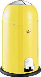 Kosz na śmieci KickMaster 12 l żółty