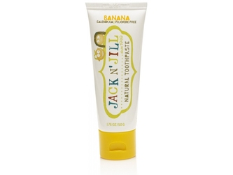 BANAN naturalna pasta do zębów organiczna 50g