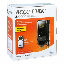 Accu Chek Mobile Set mmoll Iii