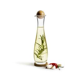 Karafka, butelka na oliwęwino Oval Oak Sagaform