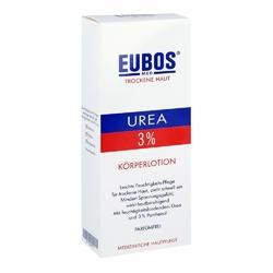 Eubos Urea 3 mleczko do ciała dla skóry suchej