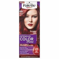 Palette, Intensive Color Creme, farba do włosów,  RI-6 Płomienna Czerwień
