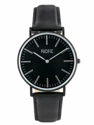 Damski zegarek PACIFIC CLOSE zy588a - blacksilver