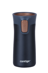 Kubek termiczny Contigo Pinnacle 300ml - Black - Czarny