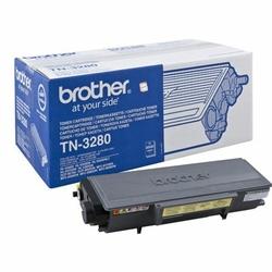 Toner Oryginalny Brother TN-3280 TN3280 Czarny - DARMOWA DOSTAWA w 24h