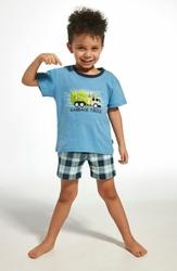 Cornette Kids Boy 78969 Garbage Truck piżama chłopięca