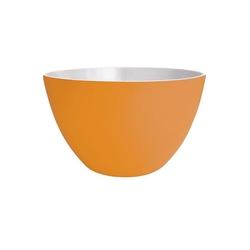Miska 10 cm pomarańczowo-biała Zak Designs