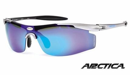 Okulary Arctica S-196B Revo z polaryzacją