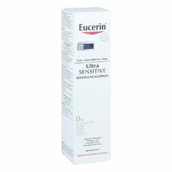 Eucerin Ultrasensitive mleczko oczyszczające
