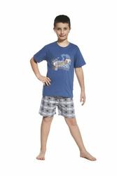 Cornette 79058 Dangerous jeans piżama chłopięca