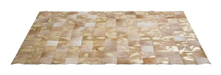 KARE Design :: Dywan Vegas Fur 170x240 - Vegas Fur 170x240 || wzór 1 || złoty