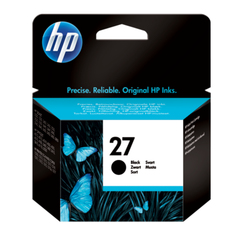HP 27 oryginalny wkład atramentowy czarny