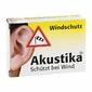 Akustika ochrona przed wiatrem