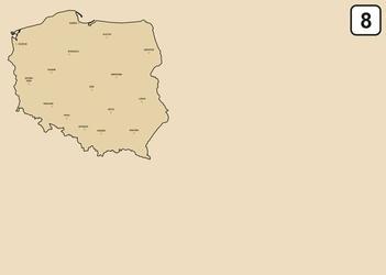 suchościeralna mapa Polski tablica 241