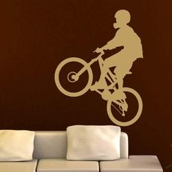rower 7 naklejka