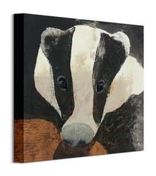 Badger - obraz na płótnie