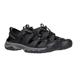 Sandały męskie keen targhee iii sandal - czarny
