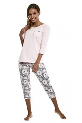 Cornette 602223 helen piżama damska