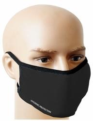 Maseczka na twarz - maska ochronna wielorazowa ms-cz2w