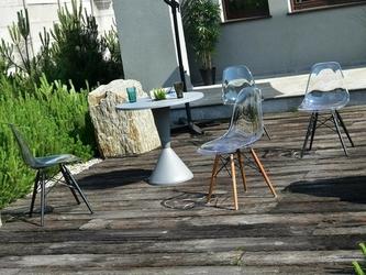 Krzesło ogrodowe tunis wood loft