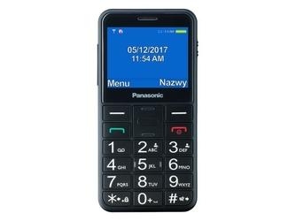 Panasonic telefon komórkowy kx-tu150 dla seniora  czarny