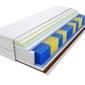 Materac kieszeniowy hebe multipocket 110x165 cm średnio  twardy lateks kokos visco memory