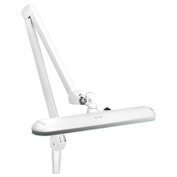 Lampa warsztatowa led elegante  801-l z imadełkiem  reg. natężenie światła white