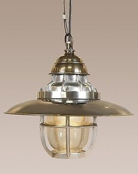 Authentic models lampa steamer deck  sl062