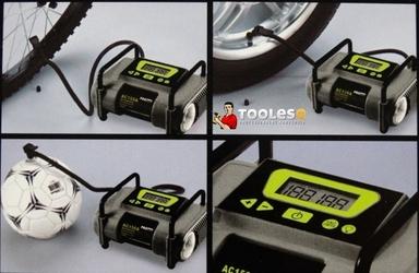 Kompresor sprężarka pompka samochodowa lcd 12v 150 psi