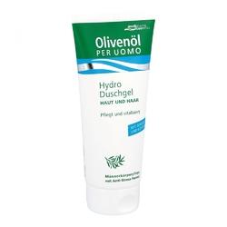 Olivenoel per uomo hydro płyn pod prysznic do ciała i włosów