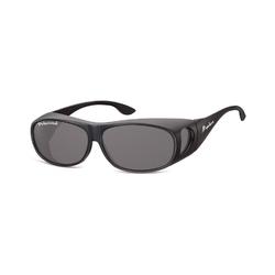Okulary z polaryzacją hd fit over dla kierowców, nakładane na korekcyjne fo2g