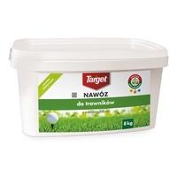 Nawóz do trawnika – z mikroelementami – 8 kg target