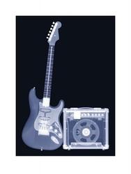 X-ray guitar - reprodukcja